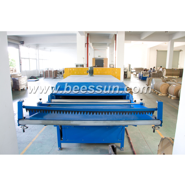 Paper honeycomb dryer and expander